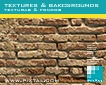 Textures & Backgrounds (CD029)