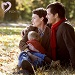 Young Family Autumn (ILO-CDLV000138)