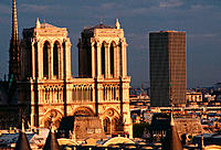 Notre Dame. Paris. France