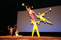 Acrobats. China