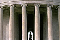 Jefferson Memorial. Washington D.C. USA