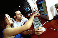 Internet cafe