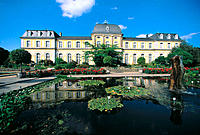 Poppelsdorfer Castle. Bonn. Germany