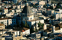 Nazareth. Galilee. Israel.