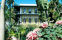 Ernest Hemingway home and museum. Key West. Florida. USA