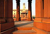 Rashtrapati Bhavan, Residence of the President of India, New Delhi, India