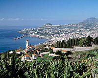 Funchal. Madeira Island. Portugal