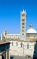 Duomo. Siena. Italy