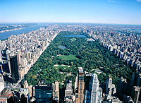 Central Park. New York City. USA