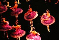 Ballet, ´The Sleeping Beauty´ music by Tchaikovsky. St. Petersburg. Russia