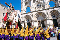 Holy Week. Cuenca. Spain