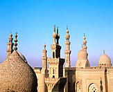 Sultan Hassan mosque. Cairo. Egypt