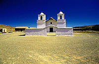 Tafna church. La Quiaca. Jujuy province. Argentina