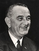 Lyndon Baines Johnson36th President of the United States(1908-1973)