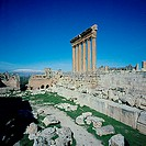 Temple of Jupiter- Helios, Baalbek, Lebanon