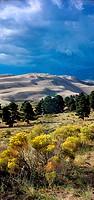 Great Sand Dunes National MonumentColoradoUSA