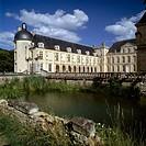 Oiron Castle. Loire Castle. France
