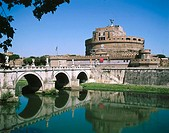 Castel Sant'Angelo. Rome. Italy