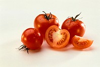 Tomatoes: One Sliced