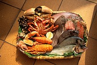 Fresh Assorted Seafood