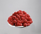 A Pile of Raspberries