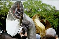 Tuba, music band