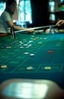 Menschen am Rouletttisch - Spielkasino - Wiesbaden - Hessen - Deutschland | People at Roulette Table - Gambling Casino - Wiesbaden - Hesse - Germany |