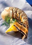 A langouste tail (2)