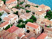 Monemvasia. Laconia, Peloponnese. Greece