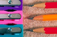 Pencils and sharpeners (thumbnail)