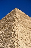 Great Pyramid of Cheops. Giza. Egypt