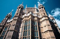 Houses of Parliament (Westminster Palace). London. England (thumbnail)