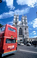 Westminster Abbey. London. England