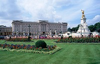 Buckingham Palace. London. England