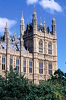 Houses of Parliament (Westminster Palace). London. England
