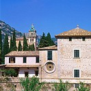 Charterhouse. Valldemosa. Majorca. Balearic Islands. Spain