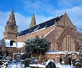 St. Machar's Cathedral. Aberdeen. Scotland