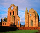 Arbroath Abbey. Arbroath. Angus. Scotland