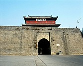 Great Wall. Shanhai Guan. China