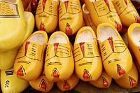 Clogs. Amsterdam. Holland