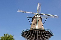 De Gooyer windmill. Amsterdam. Holland