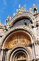 St. Mark´s Basilica. Venice. Italy