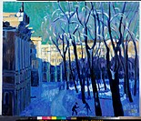 Winter Palace Josephine Trotter (b.1940/British)