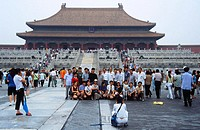 Forbidden City (Palace Museum) in Beijing. China