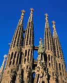 Sagrada FamiliaBarcelonaSpain
