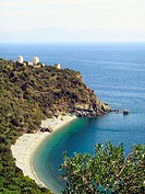East coast of Peloponnese. Greece