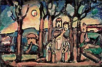 Autumn Georges Rouault (1871-1958 French)