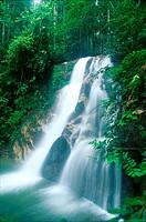Kanching Waterfall, Malaysia.