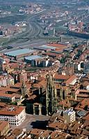 Oviedo in Asturias. Spain