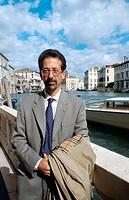 Cesare De Marchi, Italian writer, 1996